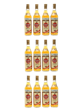 Havana Club Anejo Oro Bottled 1990s 12 x 70cl / 40%