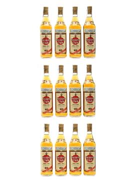 Havana Club Anejo Oro Bottled 1990s 12 x 70cl / 40%