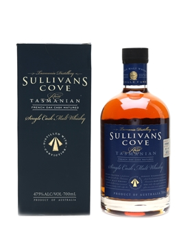 Sullivans Cove 2000 Single Cask