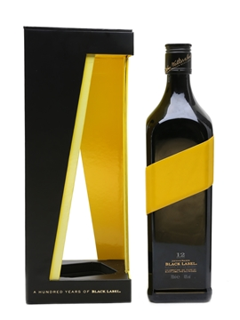 Johnnie Walker Black Label 1909-2009 Anniversary Edition