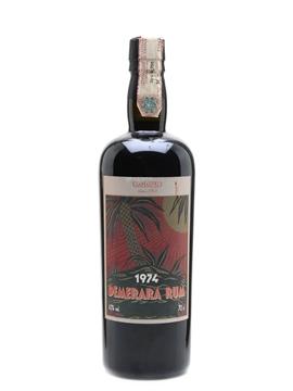 Samaroli 1974 Demerara Rum