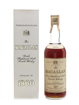 Macallan 1960 Campbell, Hope & King