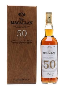 Macallan 50 Year Old