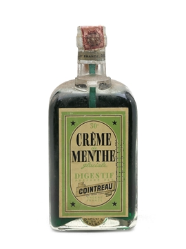Cointreau Creme De Menthe