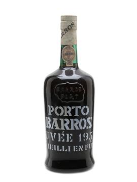 Barros Colheita Cuvee 1952