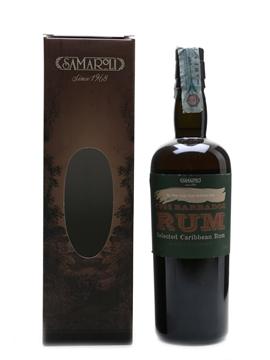 Samaroli 1995 Barbados Rum