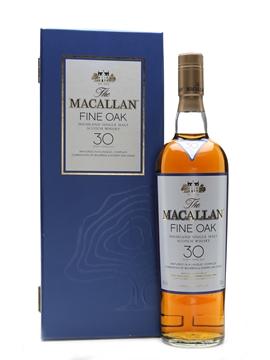Macallan 30 Year Old