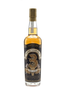 Compass Box 3 Year Old