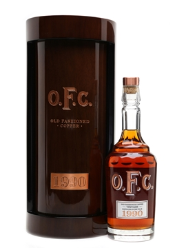 Old Fashioned Copper 1990 - Bottle Number 59 of 63