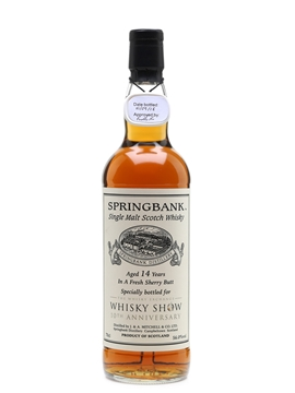 Springbank 14 Year Old - 1 of 1