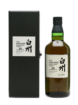 Hakushu 25 Years Old