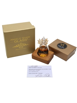 Macallan 12 Year Old Bottled 2017 - The Angels' Share 2.5cl / 40%