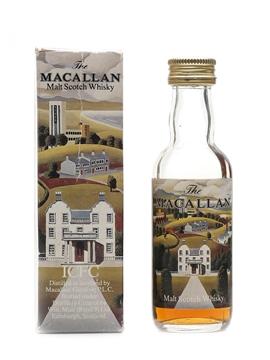 Macallan ICFC Prestonfield House 5cl
