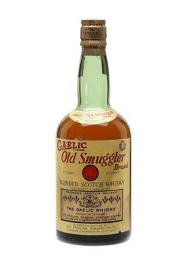 Gaelic Old Smuggler Brand