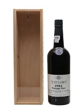 Taylors 1983 Vintage Port