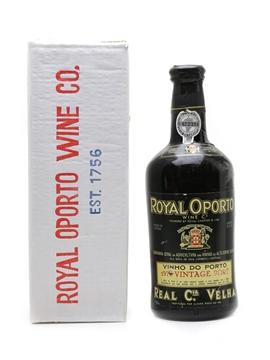 Royal Oporto 1970 Vintage Port