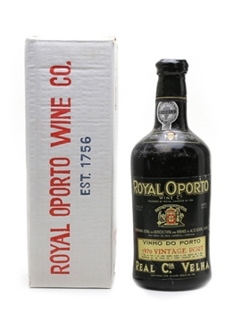 Royal Oporto 1970 Vintage Port