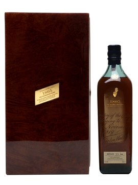 Johnnie Walker 1805 Celebration Blend