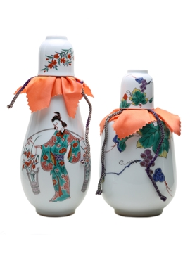 Honjozo-shu Sake Ceramics