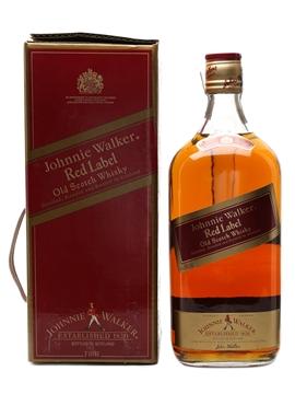 Johnnie Walker Red Label Bottled 1990s - Large Format 200cl / 40%
