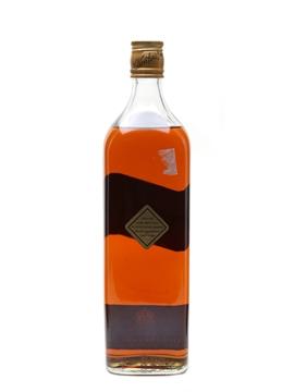 Johnnie Walker Black Label Bottled 1970s - Duty Free 100cl