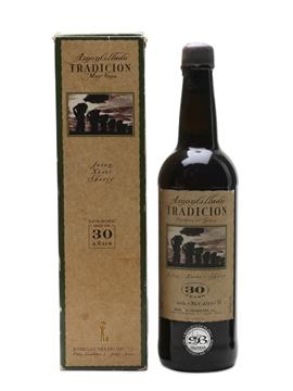 Bodegas Tradicion 30 Year Old Amontillado