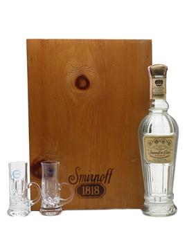 Smirnoff De Czar No.63