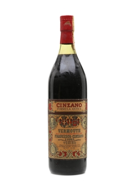 Cinzano Formula Antica Vermouth