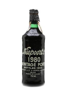 Niepoort 1980 Vintage Port