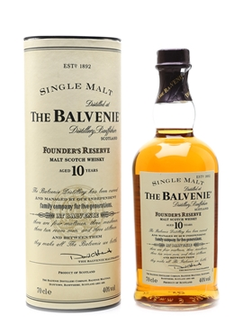 Balvenie 10 Year Old