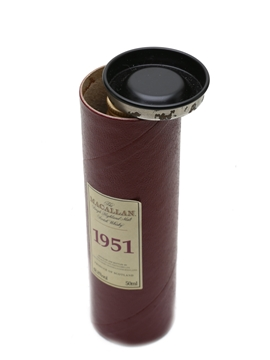 Macallan 1951 Fine & Rare  5cl / 48.8%