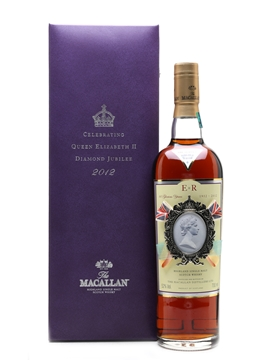 Macallan Diamond Jubilee 2012