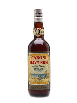 Caroni 90 Proof Navy Rum