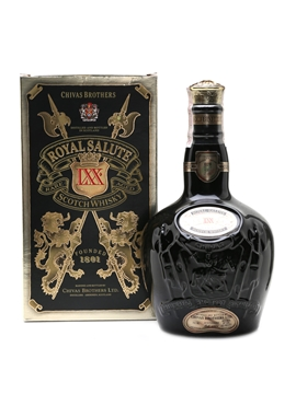Royal Salute LXX 21 Year Old