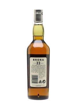 Brora 1972 22 Year Old Rare Malts 70cl / 58.7%