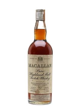 Macallan - Campbell, Hope & King