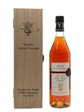 Vallein Tercinier Tres Vieux Cognac