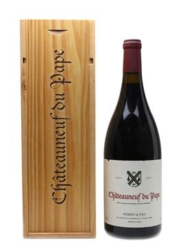 Chateauneuf Du Pape 2001