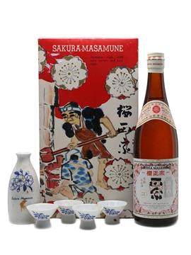 Sakura Masamune Sake