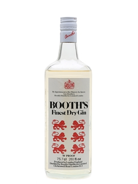 Booth's Finest Dry Gin