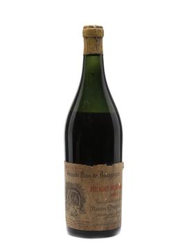 Puligny Montrachet 1947