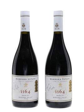 Warburn Estate 1164 Merlot 2003