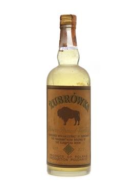 Zubrowka Bison Brand Vodka