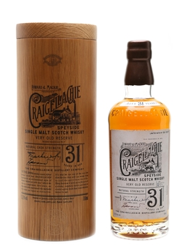 Craigellachie 31 Year Old