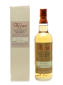 Arran Founder's Reserve