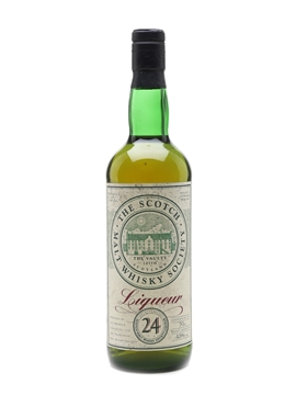 SMWS 24 Whisky Liqueur