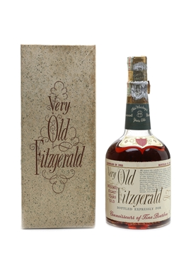 Very Old Fitzgerald 8 Year Old 1955
