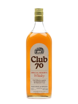 Club 70 Special Reserve