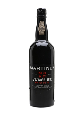 Martinez 1985 Vintage Port