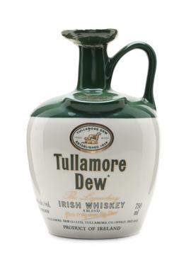 Tullamore Dew Ceramic Decanter